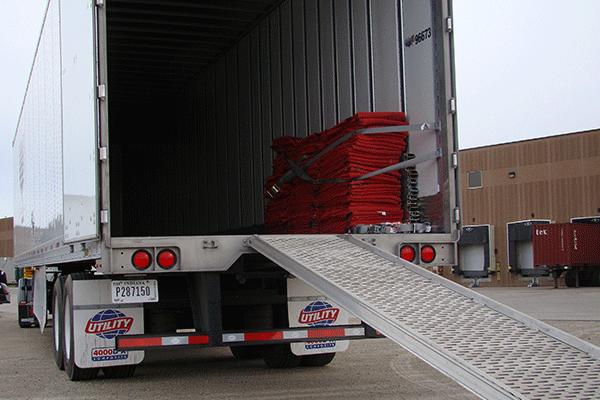 Dry Van Shipment