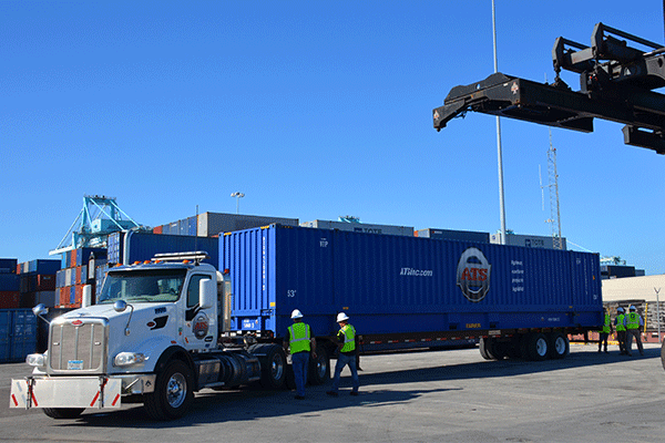 cargo-container-loaded-with-forklift