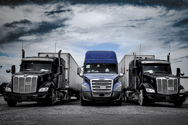 three-semi-trailers-lined-up