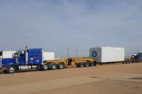 12-axle trailer heavy haul freight