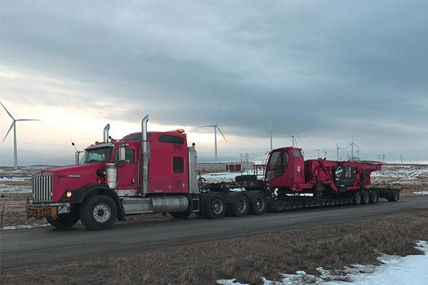 machinery-shipment-double-drop-trailer
