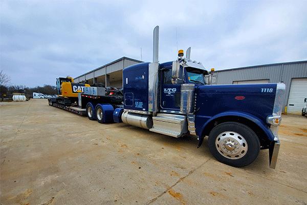 Lowboy-Trailer-Construction-Equipment