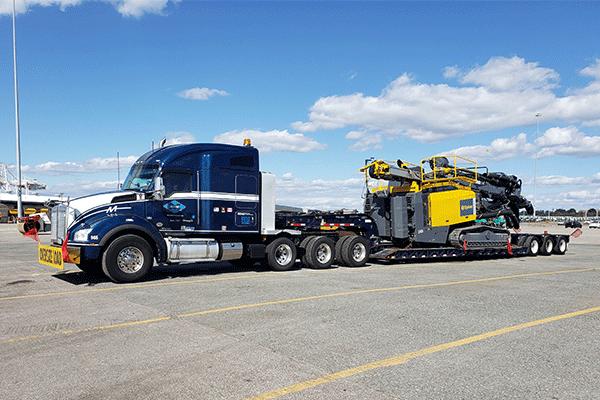 Oversize Load Trucking