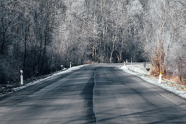 Winter Road Trucking
