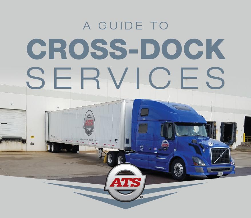 Cross-Dock Infographic Teaser