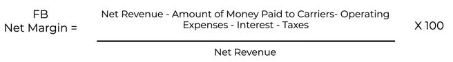 Freight brokerage net margin equation