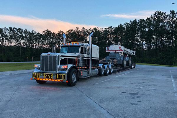 Heavy Load Truck