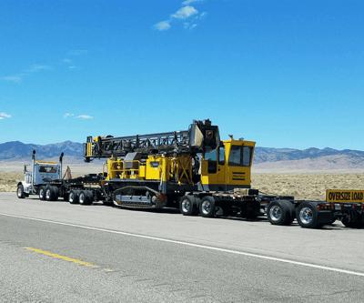 Heavy Haul Truck