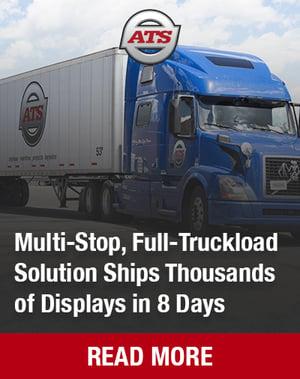 full truckload van