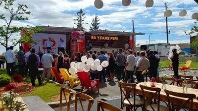 50 Years PERI celebration